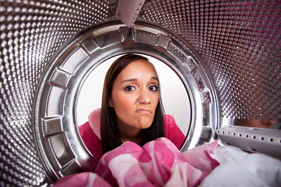 mal olor lavadora