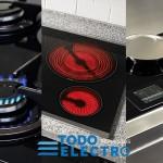 Cocinas de gas, vitrocerámica o inducción ¿Cuál elegir?