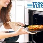 ¿A qué altura colocar la bandeja del horno para cada comida?